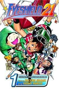 Eyeshield 21 vol 1