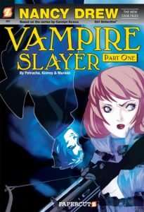 Nancy Drew Vampire Slayer Cover