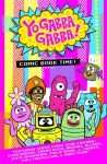 Yo Gabba Gabba: Comic Book Time cover
