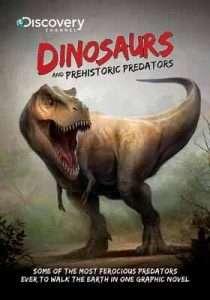 Dinosaurs and prehistoric predator
