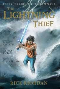 The Percy Jackson and the Olympians: The Lightning Thief