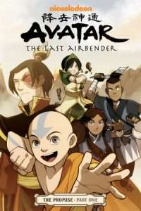 Avatar: The Last Airbender: The Promise: Book 1