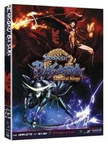 Sengoku Basara The Complete First Season
