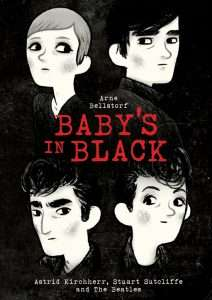 Baby's in Black cover