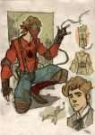 Steampunk-Spiderman-724x1024