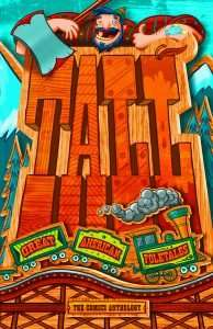 Tall Great American Folktales cover