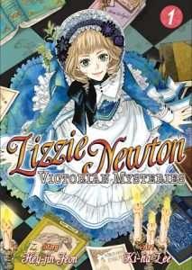 Lizzie Newton Victorian Mysteries