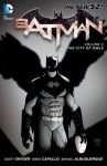 BatmanCityofOwls