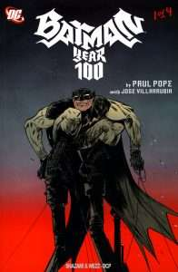 Batman Year 100 Cover