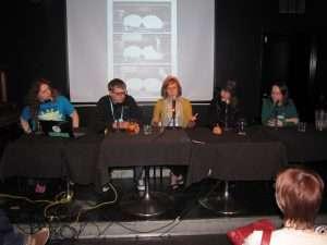 Writing Life Panel TCAF 05-11-2013
