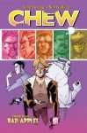 Chew Vol4 cover text