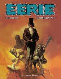 Eerie archives 15 cover