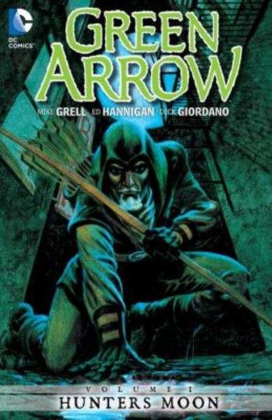 Green Arrow Hunter's Moon cover image