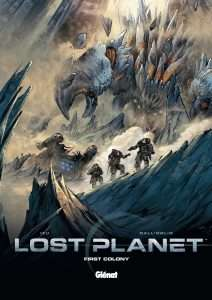Lost Planet: First Colony Cover