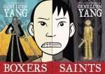 Boxers and Saints cover image