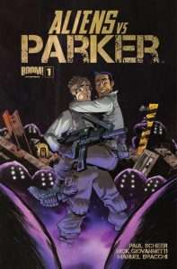 Cover: Aliens vs. Parker