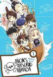 Aron's Absurd Armada, Volume 1