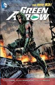 Green Arrow: the Kill Machine