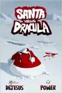santa versus dracula