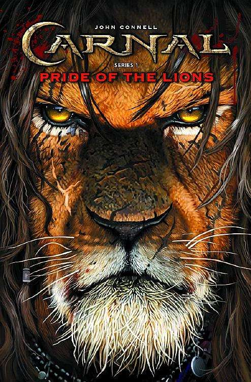 Carnal Pride of the Lions cover image