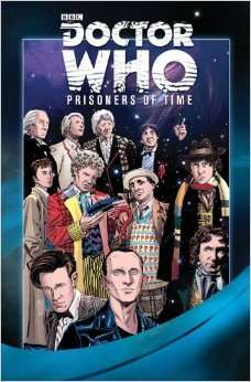 Dr Who Prisoners of Time cover image