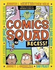 ComicsSquadRecess