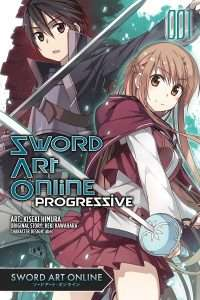 Sword Art Online Progressive cover