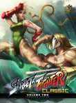 Street Fighter Classic, Volume 2: Cannon Strike