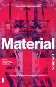 Book Cover - Material