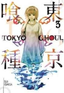 Tokyo Ghoul, Vol.3