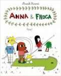 Cover image for Anna and Froga: Fore!