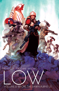 Low, Volume 2: Before the Dawn Burns Us
