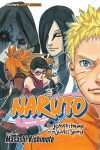 Naruto The Seventh Hokage and the Scarlet Spring cover