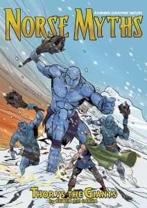 Norse Myths: A Viking Graphic Novel - No Flying No Tights